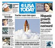 8/09/2007 Issue of USA TODAY