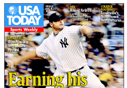 8/15/2007 Issue of Sports Weekly