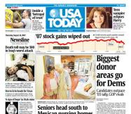 8/16/2007 Issue of USA TODAY