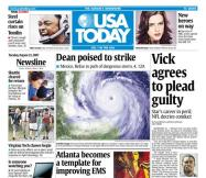 8/21/2007 Issue of USA TODAY