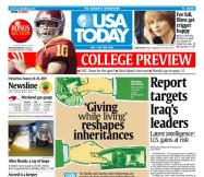 8/24/2007 Issue of USA TODAY