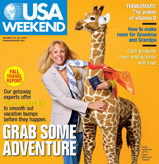 8/24/2007 Issue of USA Weekend