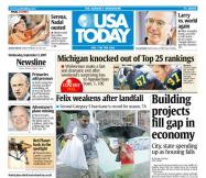 9/05/2007 Issue of USA TODAY