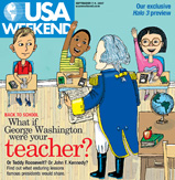 9/07/2007 Issue of USA Weekend