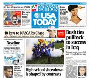 9/142007 Issue of USA TODAY