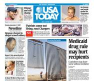 9/172007 Issue of USA TODAY