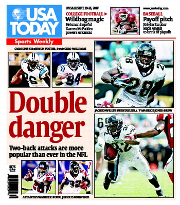 9/19/2007 Issue of Sports Weekly