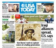 9/21/2007 Issue of USA TODAY