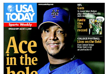 9/26/2007 Issue of Sports Weekly