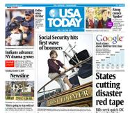 10/09/2007 Issue of USA TODAY