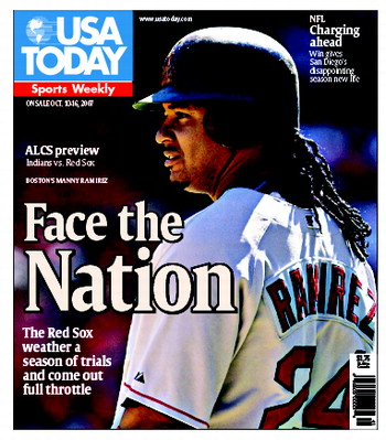 10/10/2007 Issue of Sports Weekly