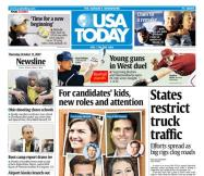 10/11/2007 Issue of USA TODAY