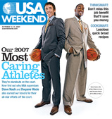 10/12/2007 Issue of USA Weekend