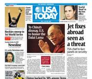 10/16/2007 Issue of USA TODAY