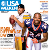 10/19/2007 Issue of USA Weekend