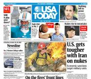 10/26/2007 Issue of USA TODAY