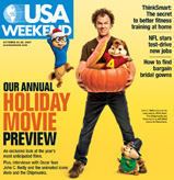 10/26/2007 Issue of USA Weekend