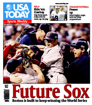 10/31/2007 Issue of Sports Weekly