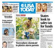 10/31/2007 Issue of USA TODAY