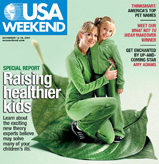 11/16/2007 Issue of USA Weekend