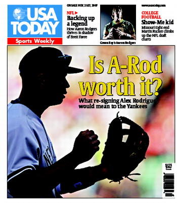 11/21/2007 Issue of Sports Weekly