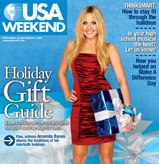 11/30/2007 Issue of USA Weekend