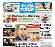 12/03/2007 Issue of USA TODAY