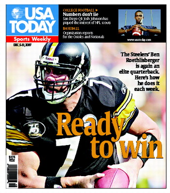 12/05/2007 Issue of Sports Weekly
