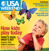 12/14/2007 Issue of USA Weekend