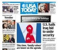12/18/2007 Issue of USA TODAY