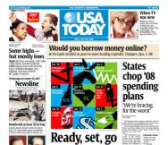 12/26/2007 Issue of USA TODAY