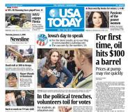 01/03/2008 Issue of USA TODAY