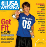 12/28/2007 Issue of USA Weekend