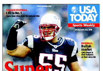 01/09/2008 Issue of Sports Weekly