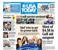 01/11/2008 Issue of USA TODAY