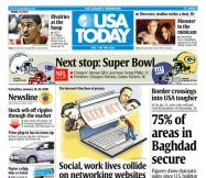 01/18/2008 Issue of USA TODAY