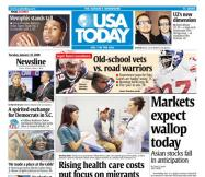 01/22/2008 Issue of USA TODAY