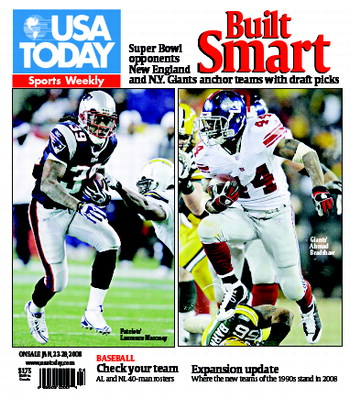 01/23/2008 Issue of Sports Weekly