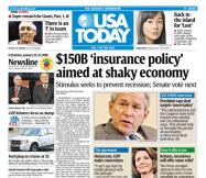 01/25/2008 Issue of USA TODAY