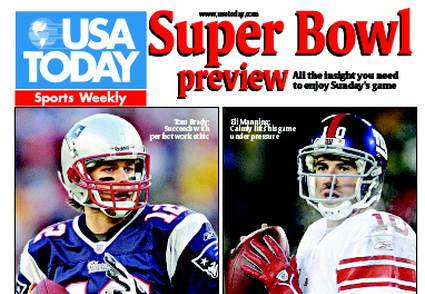01/30/2008 Issue of Sports Weekly