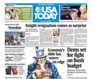 02/05/2008 Issue of USA TODAY