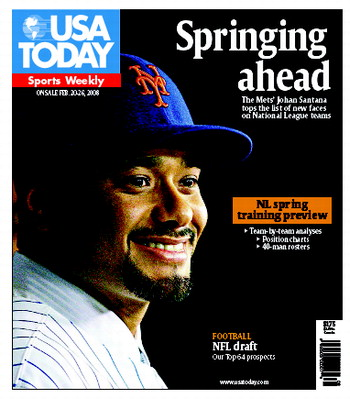 02/20/2008 Issue of Sports Weekly
