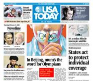 02/21/2008 Issue of USA TODAY