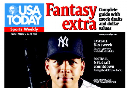 03/19/2008 Issue of Sports Weekly