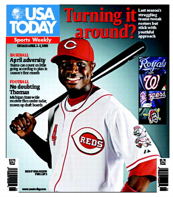04/02/2008 Issue of Sports Weekly