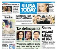 04/14/2008 Issue of USA Today