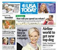 04/15/2008 Issue of USA Today