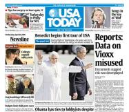 04/16/2008 Issue of USA Today