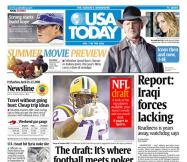 04/25/2008 Issue of USA Today