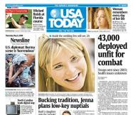 05/08/2008 Issue of USA TODAY
